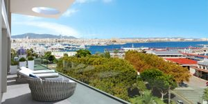 Penthouse in Palma - Neugebaute Luxus-Immobilie mit Meerblick (Thumbnail 2)