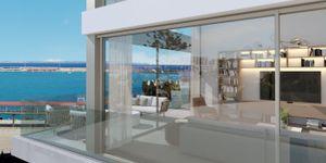 Penthouse in Palma - Neugebaute Luxus-Immobilie mit Meerblick (Thumbnail 8)