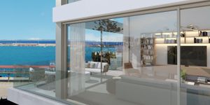 Penthouse in Palma - Neugebaute Luxus-Immobilie mit Meerblick (Thumbnail 8)