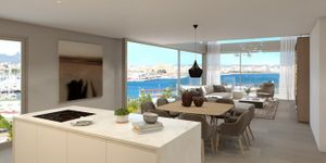 Penthouse in Palma - Neugebaute Luxus-Immobilie mit Meerblick (Thumbnail 3)