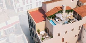 Stadthaus in Palma - Komplett renoviertes Haus in der Altstadt (Thumbnail 1)