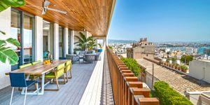 Villa in Palma - Designer villa mit Meerblick in El Terreno (Thumbnail 1)