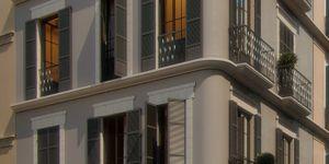 Stadthaus in Palma - Modernes Haus in der Altstadt mit Dachterrasse und Pool (Thumbnail 2)