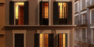 Stadthaus in Palma - Modernes Haus in der Altstadt mit Dachterrasse und Pool (Thumbnail 3)