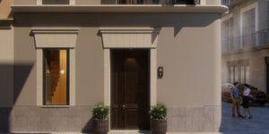 Stadthaus in Palma - Modernes Haus in der Altstadt mit Dachterrasse und Pool (Thumbnail 4)