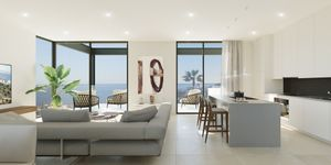 Building plot with license and sea view in San Agustin, Palma (Thumbnail 9)