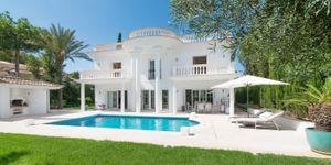 Villa in Santa Ponsa - Traumhaftes Anwesen in Kolonialstil (Thumbnail 1)