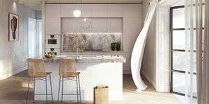Modern apartment with private terrace in Palma de Mallorca (Thumbnail 4)