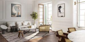 Modern apartment with private terrace in Palma de Mallorca (Thumbnail 1)
