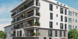 Penthouse in Palma - Neubau Wohnung mit Blick auf den Yachthafen (Thumbnail 7)