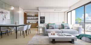 Penthouse in Palma - Neubau Wohnung mit Blick auf den Yachthafen (Thumbnail 2)