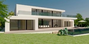 Modern and spacious newly built villa for sale close to the golf (Thumbnail 2)