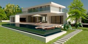 Modern and spacious newly built villa for sale close to the golf (Thumbnail 1)