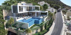 Neubau Villa in spektakulärer Lage in Cala Llamp (Thumbnail 5)