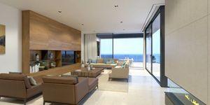 Neubau Villa in spektakulärer Lage in Cala Llamp (Thumbnail 3)