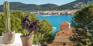 Modernizovaný byt s výhledem na moře v Port Andratx na Malorce (Thumbnail 2)