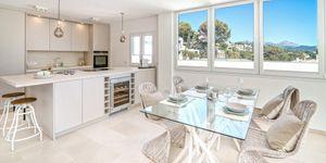 Modernizovaný byt s výhledem na moře v Port Andratx na Malorce (Thumbnail 4)
