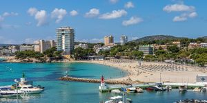 Modern sea view penthouse for sale in Palmanova (Thumbnail 9)