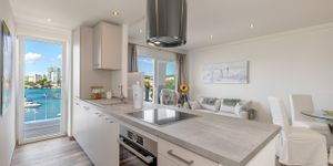 Modern sea view penthouse for sale in Palmanova (Thumbnail 3)