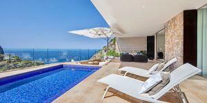 Luxus Doppelhaushälfte in Cala Llamp (Thumbnail 2)