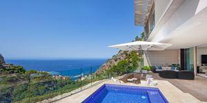 Luxus Doppelhaushälfte in Cala Llamp (Thumbnail 1)