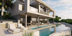 Neubau Villa nahe zum Hafen Puerto Portals (Thumbnail 7)