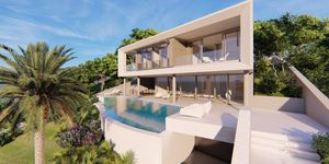 New villa with sea view for sale in Portals Nous (Thumbnail 2)