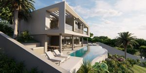 New villa with sea view for sale in Portals Nous (Thumbnail 5)