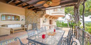 Villa in Cas Catala - Anwesen mit Meerblick (Thumbnail 2)