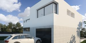 villa in Cala Blava - Projekt einer modernen Villa mit Meerblick (Thumbnail 3)
