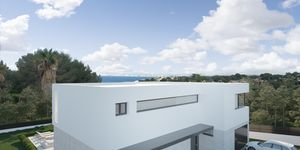 villa in Cala Blava - Projekt einer modernen Villa mit Meerblick (Thumbnail 4)