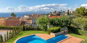 Freistehende Villa mit Teilmeerblick in die Bucht von Palma (Thumbnail 2)