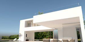 Bauprojekt einer modernen Villa mit Pool in Nova Santa Ponsa (Thumbnail 5)
