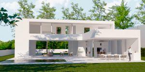 Bauprojekt einer modernen Villa mit Pool in Nova Santa Ponsa (Thumbnail 6)