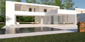 Bauprojekt einer modernen Villa mit Pool in Nova Santa Ponsa (Thumbnail 1)
