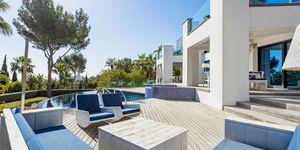 Designer Villa mit Meerblick in Cala Vinyas (Thumbnail 3)