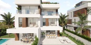 Modern luxury houses with sea views in Portocolom (Thumbnail 1)