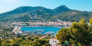 Villa in Port Andratx - Mediterranes Meerblick-Anwesen mit Gästeapartments (Thumbnail 1)