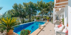 Villa in Port Andratx - Mediterranes Meerblick-Anwesen mit Gästeapartments (Thumbnail 4)