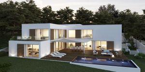Villa in Capdepera - Projekt einer Luxusvilla mit Meerblick (Thumbnail 1)