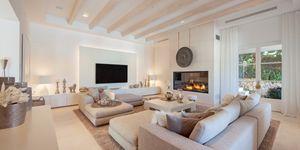 Vila s moderním interiérem a výhledem na moře v Camp de Mar, Malorka (Thumbnail 4)