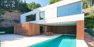 Villa in Son Vida - Neubauanwesen mit Meerblick (Thumbnail 1)
