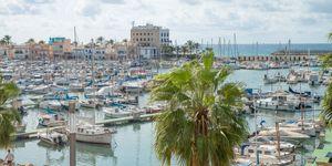 Meerblick-Apartment mit Terrasse in Portixol, Palma (Thumbnail 2)