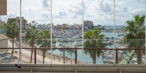 Meerblick-Apartment mit Terrasse in Portixol, Palma (Thumbnail 1)