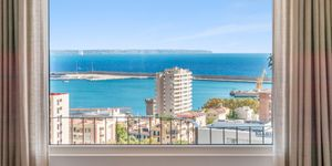 Penthouse in Palma - Top renoviertes Apartment mit Meerblick (Thumbnail 10)
