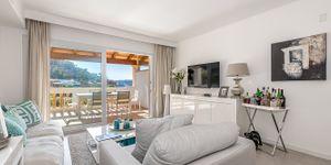 Moderní apartmán s výhledem na moře v Port Andratx na Malorce (Thumbnail 4)