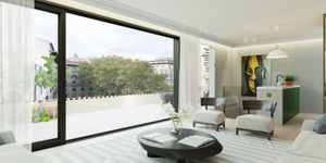 Exclusive penthouse with private terrace in Palma (Thumbnail 5)