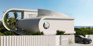 Villa in erster Meereslinie in Portocristo (Thumbnail 4)