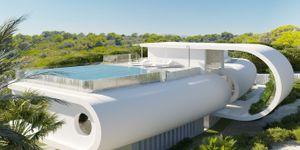 Villa in erster Meereslinie in Portocristo (Thumbnail 1)