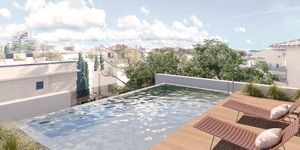 Penthouse in Palma - Luxusimmobilie mit privatem Pool (Thumbnail 1)